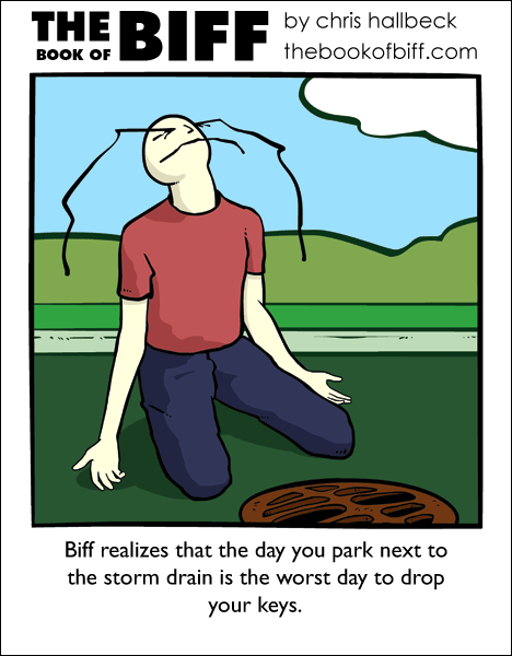 #319 – Drain